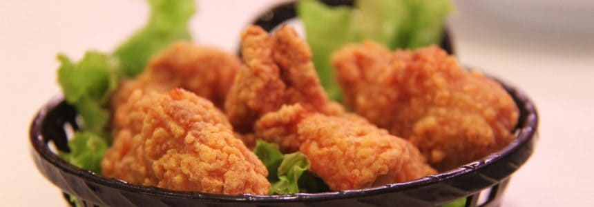 Crunchy Buttermilk Fried Chicken