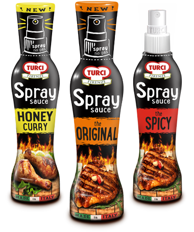 Spray Sauces