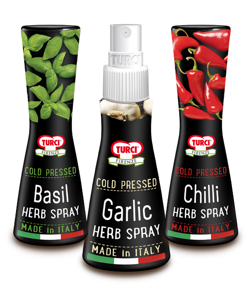 Spices Spray Line